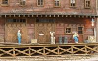 model railroad supply building photo