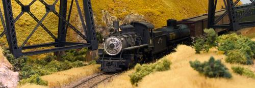 Model Railroad, Hobby, Model Train, image