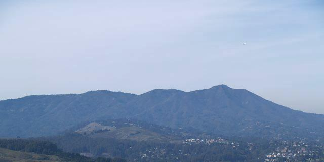 image of Mt. Tamalpais